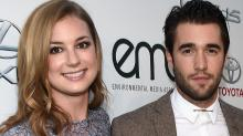 Emily VanCamp and Fiance Josh Bowman Introduce Their Rescue Dog