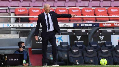 Zidane se reivindica tras tener que aguantar rumores absurdos sobre su puesto en peligro