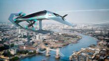 Rolls-Royce présente son futur taxi volant