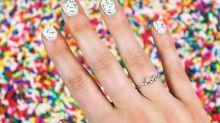 像蛋糕一樣的指甲 夏日假期彩糖指甲彩繪