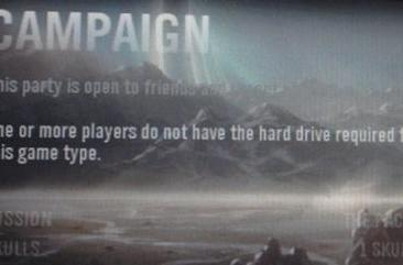 Halo: Reach co-op hard drive requirement unresolved, no ETA on fix