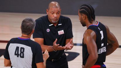 Scapegoat Doc won't erase Clippers' list of issues