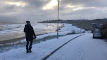 Temperatures plunged to -10C overnight - but worse is to come next week