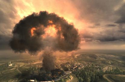 World in Conflict not conflicted about 360