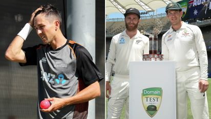 NZ suffer huge blow before first Test against Aussies