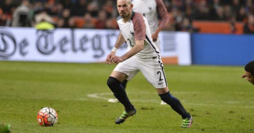Foot - Bleus - Equipe de France : Christophe Jallet remplace Bacary Sagna, forfait