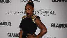 Serena Williams: Im kleinen Schwarzen zurück auf dem roten Teppich