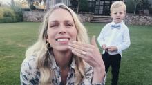 Erin Foster Is Engaged to Businessman Simon Tikhman: See Her Massive Diamond Ring!