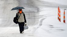 A 'messy' winter storm bringing snow and flooding may cause travel delays across Northeast