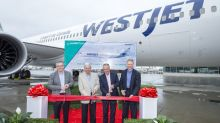 WestJet enters global era with Dreamliner arrival