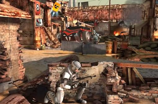 Overkill 3 shifts to third person shooting on mobile devices