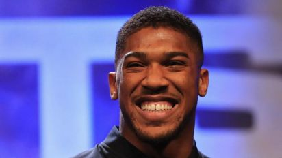 Anthony Joshua open to Mayweather vs McGregor crossover clash of his own as he backs Money for 'landslide' win