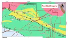 Starr Peak Expands Newmétal Property Contiguous with Amex Exploration's Perron Project and Past-Producing Normétal Mine in Quebec
