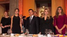 La reina Letizia baila en México