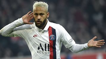 PSG, Neymar titulaire dans un 3-4-3 face à Dortmund
