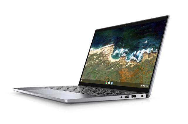Dell's latest business Chromebook offers high-end specs and extra security