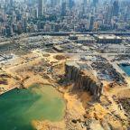 Beirut port blast crater 43 metres deep: security official