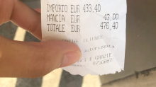 Rome restaurant receives backlash after $471 bill for two plates of spaghetti with fish goes viral