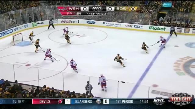 Washington Capitals at Boston Bruins - 03/01/2014