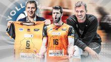 Zwei neue Hochkaräter: Die Stars der Volleyball-Bundesliga