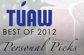 TUAW's Best of 2012 Personal Picks: Megan Lavey-Heaton