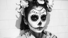 Don't be like Nina Dobrev and take your Halloween makeup off