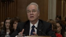 'Not interested in pulling rug' from under Obamacare users: Trump's HHS pick