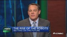 Betting on the rise of the robots