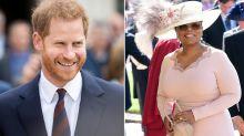 Prince Harry teams up with Oprah Winfrey for landmark mental health series