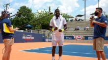 Tiafoe joins list of tennis stars testing positive for coronavirus
