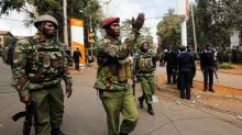 Kenya militant attack over, all 'terrorists' killed: president