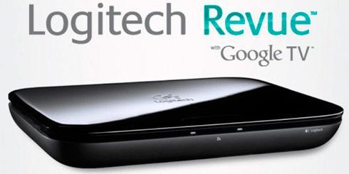 Logitech CEO steps down after money losing Q1, Revue price slashed to $99