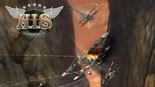 Heroes in the Sky brings out another WWII arcade battler