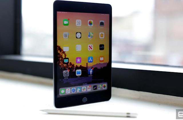 The latest iPad mini returns to its lowest price ever at $350