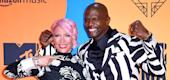 Rebecca King Crews and Terry Crews. (Getty Images)
