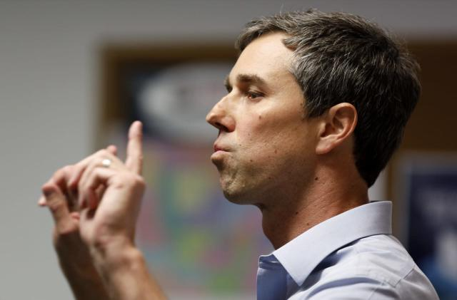 Recommended Reading: Beto O'Rourke and Cult of the Dead Cow