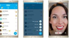 Skype Preview for Android gets SMS support and call recording