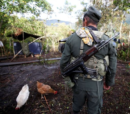 Last days of the FARC