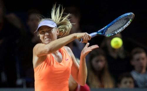 """""""J'irais à Roland-Garros même pour jouer le tournoi junior..."""", assure Sharapova"""