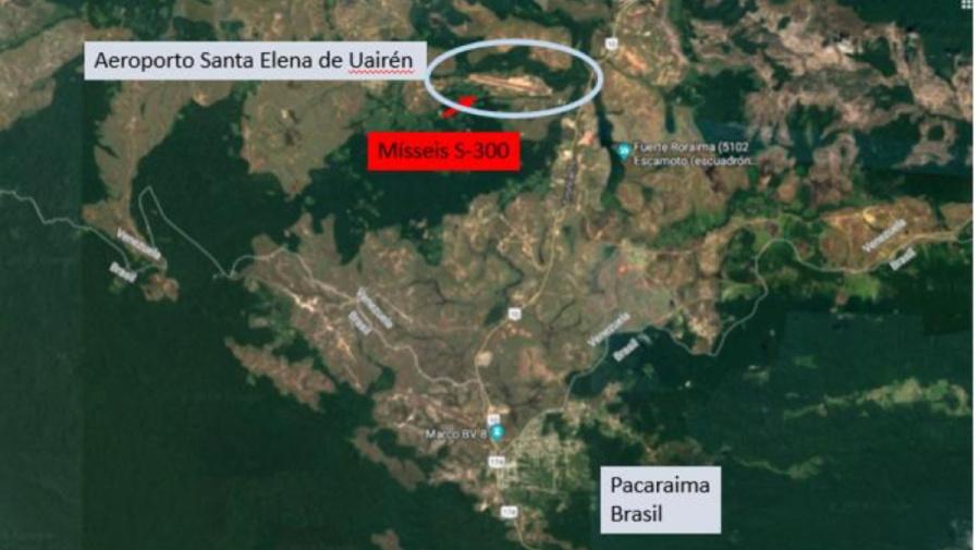 Venezuela pode ter posicionado mísseis na fronteira com Brasil