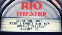 Rio Theatre In Vancouver Pivots To Sports Bar To Skirt COVID-19 Restrictions