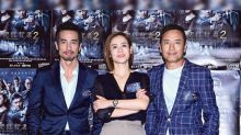 Jessica Hsuan, Moses Chan enjoy first collaboration