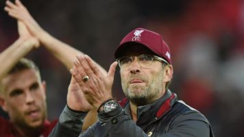 Jurgen Klopp delighted to see Liverpool adapt and grow in maturity to handle increased pressure