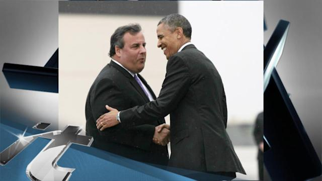 Barack Obama Breaking News: Obama, Christie Reunite to Promote Jersey Shore Recovery