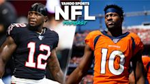 NFL Podcast: Sanu and Sanders on the move as trade season heats up