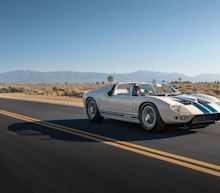 View Photos of the 1965 Ford GT40 Roadster