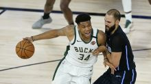 Giannis Antetokounmpo is the NBA Defensive Player of the Year