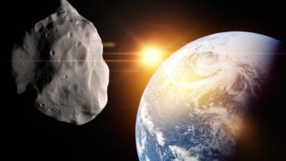 How huge asteroid 'slipped through net'