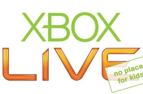 A great example of the sterling behavior on Xbox Live
