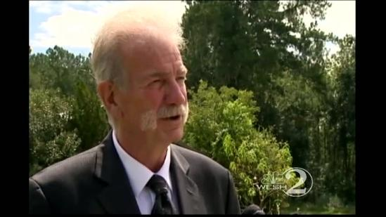 Raw Video: Pastor Terry Jones speaks about Libyan attack